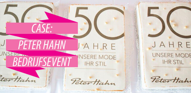 Peter Hahn – Firmenevent