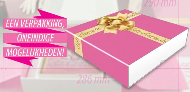 Gebrandete Verpackungen