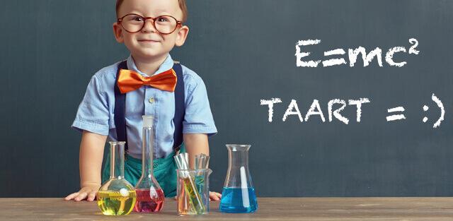 Taarten voor de eerste schooldag online bestellen!
