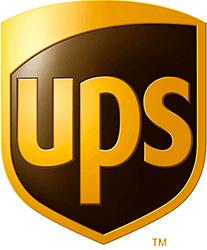 """UPS Pakket taart levering"""" width="""