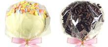Red Velvet & Pinda-Chocolate Chip gemixt