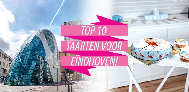 Bestel taarten naar Eindhoven!