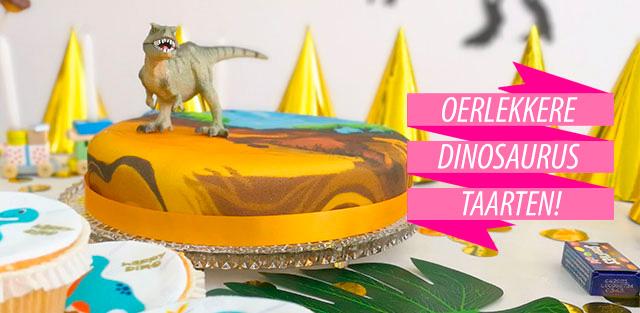 Dino taarten