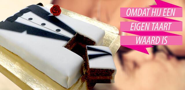 Bruidegom taarten, Groom's cake