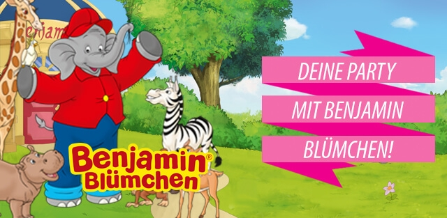 Benjamin de olifant