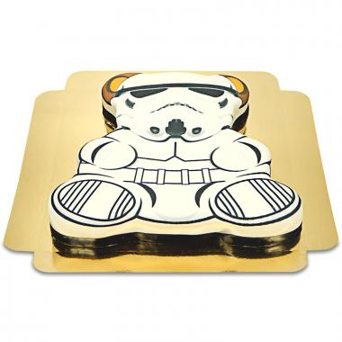 Stormtrooper in teddybeervorm