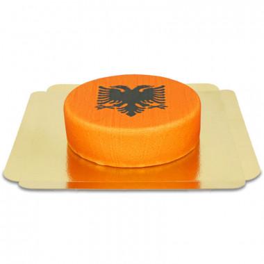 Albanië taart