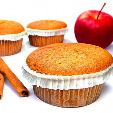 Appel-kaneel-muffins, 9 stuk