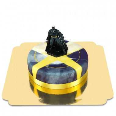 Batman op stad taart