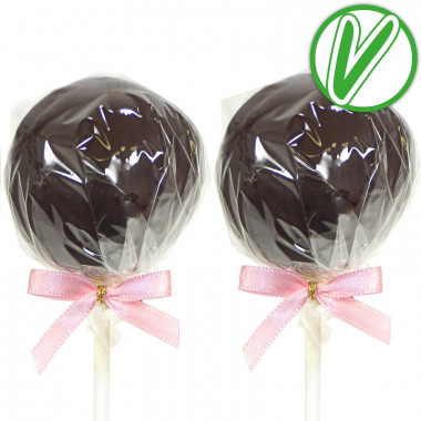 Veganistische cake pops (12 stuk)
