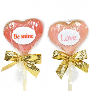 "Cake-Pops ""Love & Be Mine"" (12 stuks)"