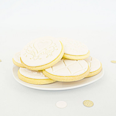 Luxe koekjes (9 stuks)