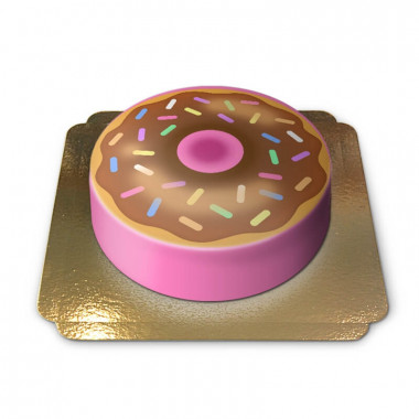 Donut-taart