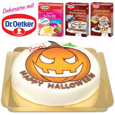 Dr. Oetker Halloweentaart