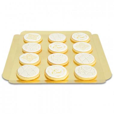 Eid koekjes (12 stuks)