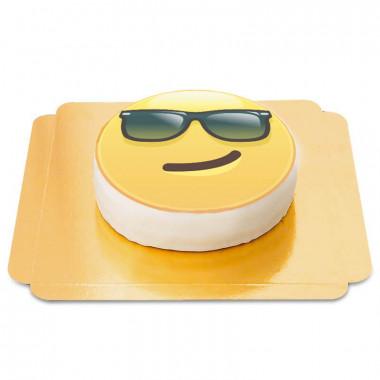 Coole Emoji-taart