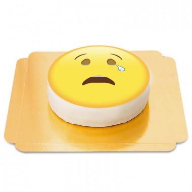 huilende emotie-taart