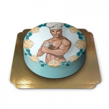 Sexy banketbakker taart