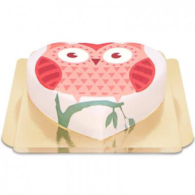 Uilen taart