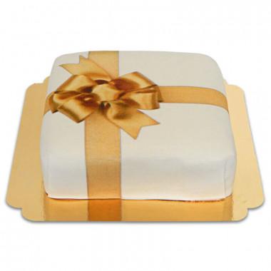 geschenk-taart-wit