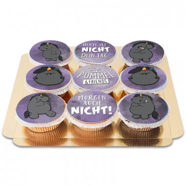 Grummeleenhoorn-Cupcakes
