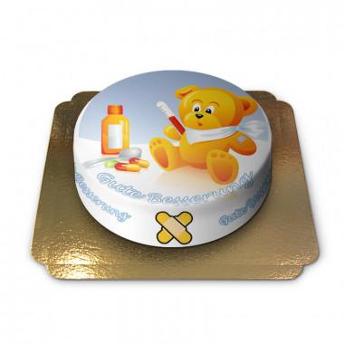 Beterschap taart Teddy
