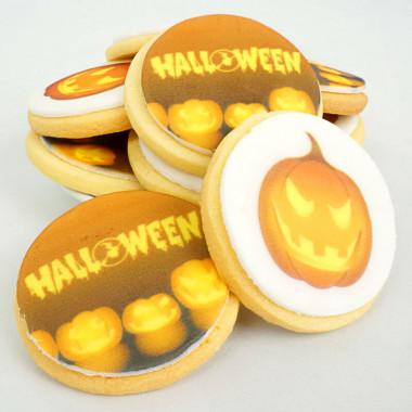Halloween Koekjes (12 Stuks)
