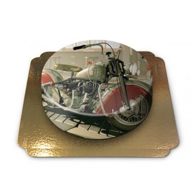 Motorfiets taart