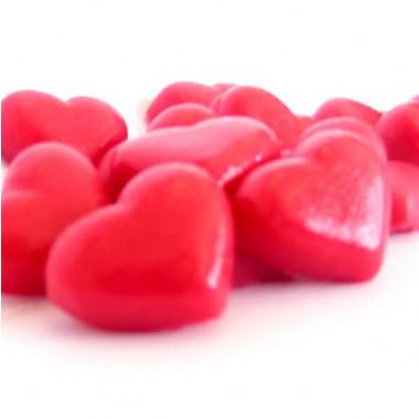 Kleine hartjes, ongeveer 20 mm (5 stuks)