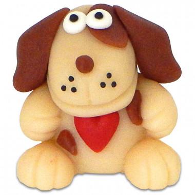Marsepein hond