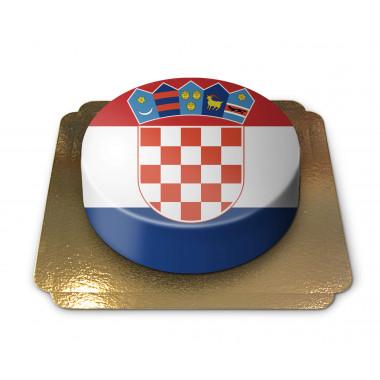 Kroatië-taart