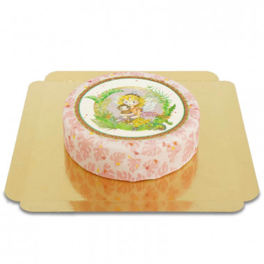 Prinzessin Lillifee-Torte im Dschungelfieber