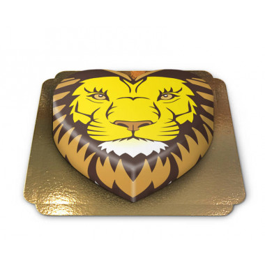 Leeuwen taart