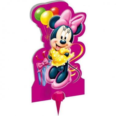Minnie Mouse taartenfontein