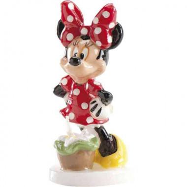 Minnie Mouse kaars