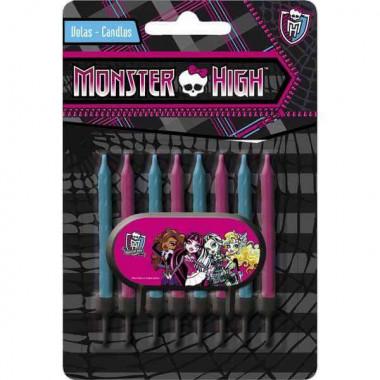 Monster High kaarsen