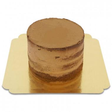 Chocolade Naked Cake - verschillende groottes
