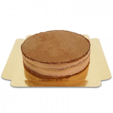 Chocolade Naked Cake maat L