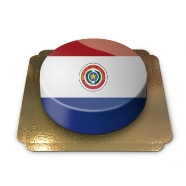 Paraguay-taart
