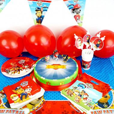 PAW Patrol Partyset - inclusief taart