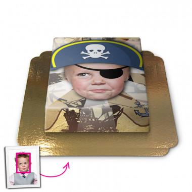 Piraten, Face-Cake