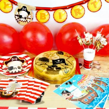 Piraten-Partyset - incl. taart