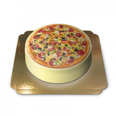 Pizza-taart