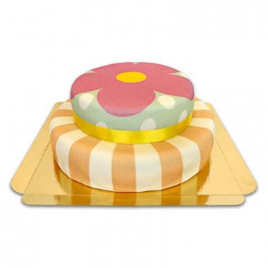Playful-taart, 2 verdiepingen