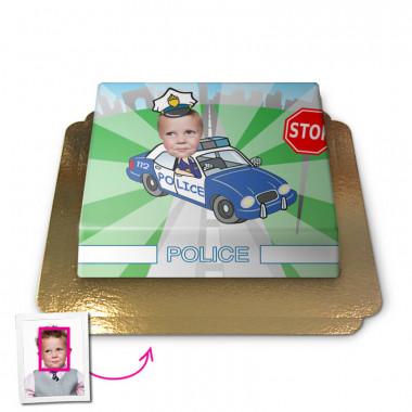 Politie, Face-Cake