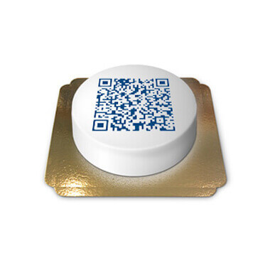 QR-Code Taart