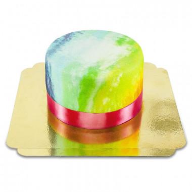Regenboog Pride taart