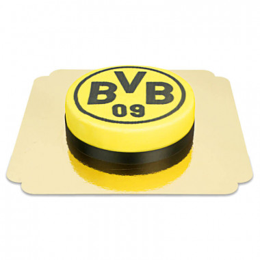 BVB - Ronde Logo taart