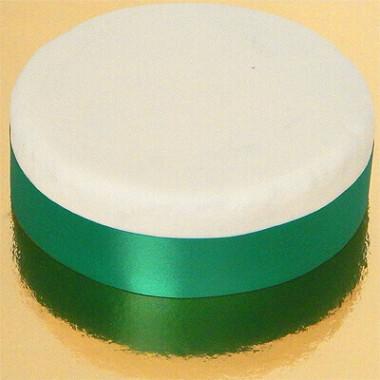 Breed effen taartenlint, Emerald