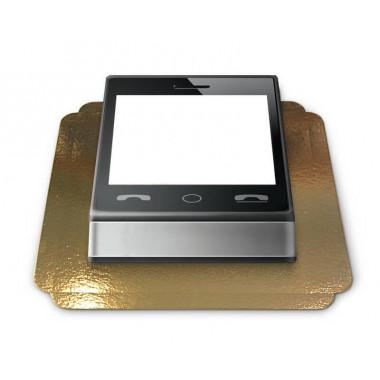 Smartphone-frame, fototaart